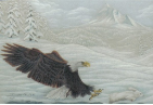Eagle Catching Rabbit
